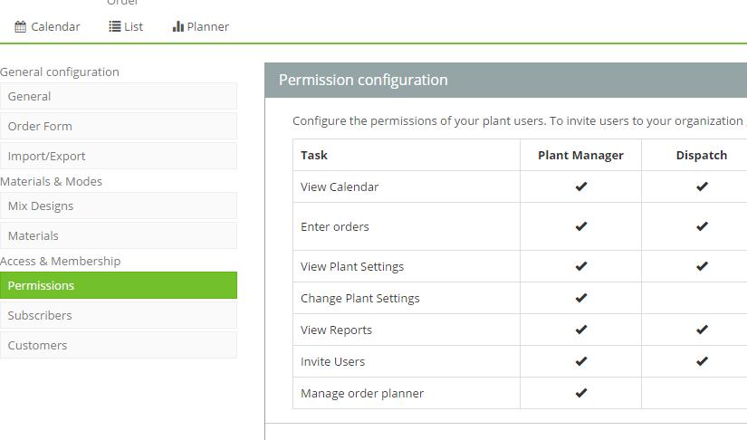 Asphalt Plant Permissions
